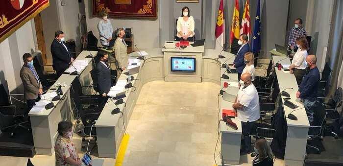 El ayuntamiento aprueba en pleno el préstamo para la remunicipalización de Aguas de Alcázar