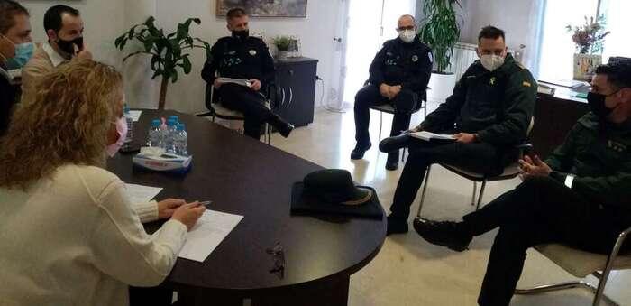 Las Fuerzas de Seguridad intensificarán los controles en Herencia para garantizar que se cumplen las medidas especiales
