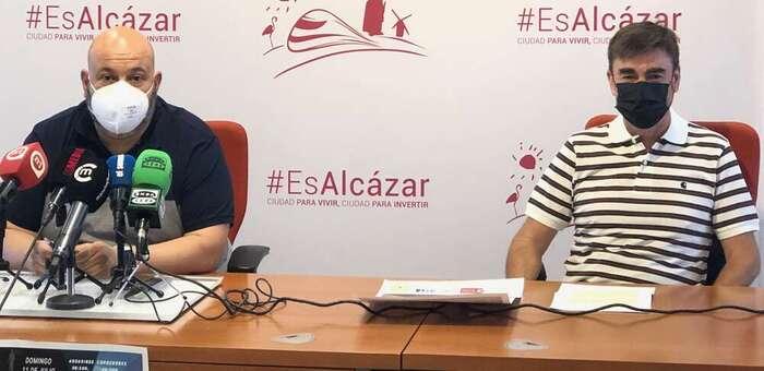 Vuelven a Alcázar las carreras presenciales con la VII subida a los Molinos de El Club El Porvenir