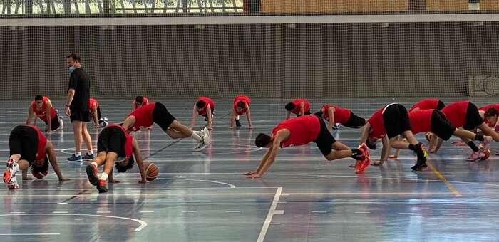 Inaugurado en Alcázar el I Campus Internacional de Baloncesto