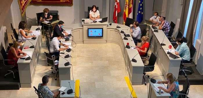 El Pleno aprueba la cuenta general 2020 y el Plan de Estabilización de Empleo del Ayuntamiento de Alcázar