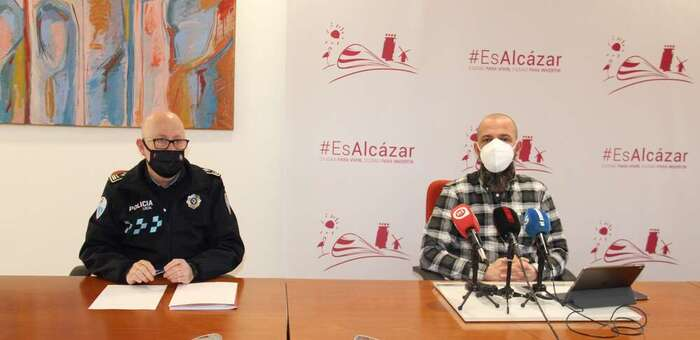 Los accidentes de tráfico se reducen en Alcázar coincidiendo con el primer mes de la puesta en marcha del radar