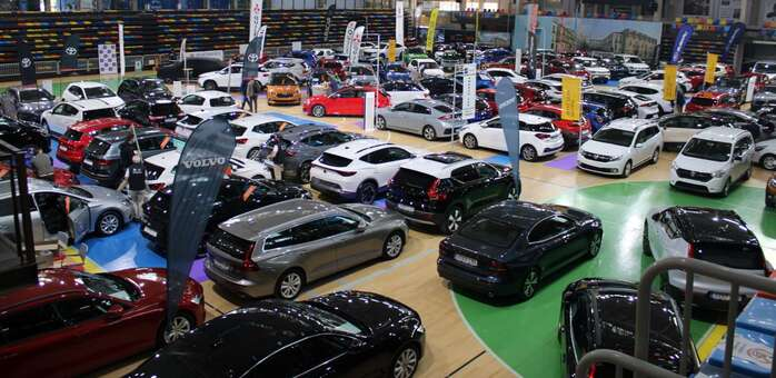 Arranca el XIV Salón del Automóvil de Guadalajara con una exposición de más de 200 modelos