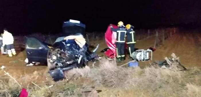 La Guardia Civil investiga al conductor de un vehículo por delitos de homicidio por imprudencia grave en accidente de circulación en Arenas de San Juan
