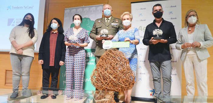 AFAMMER entrega los Premios Compromiso con la Igualdad en el Medio Rural en el Día Internacional de las Mujeres Rurales