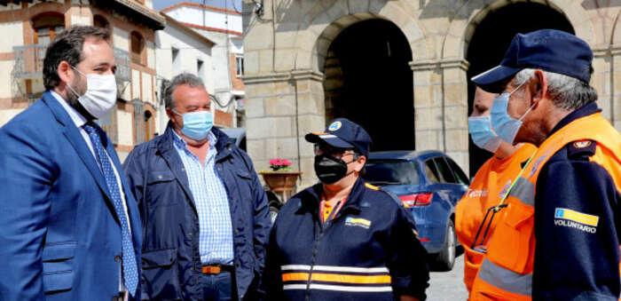 Núñez reclama a Page que autorice la apertura de la hostelería y acabe con su política de prohibición y cierre permanente