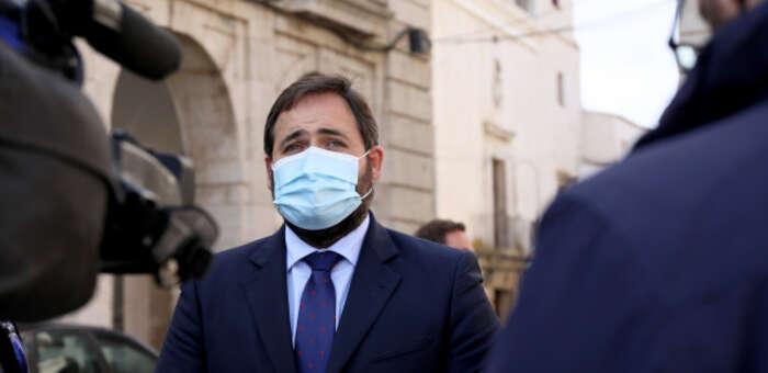 """Núñez defiende que la hostelería es segura: """"Mañana pediremos que los 33 diputados y el Gobierno se comprometan a no cerrar nunca al sector salvo en caso de confinamiento general"""""""