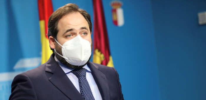 Núñez propone que el pleno del jueves apruebe la realización de test masivos, la ampliación de la plantilla sanitaria, intensificar el Plan de Vacunación o abrir de forma inmediata el nuevo Hospital de Toledo