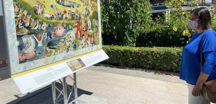 'El Prado en las calles' en Puertollano incorporará una guía didáctica para que los que quieran visitarla puedan disfrutar la esencia de la exposición