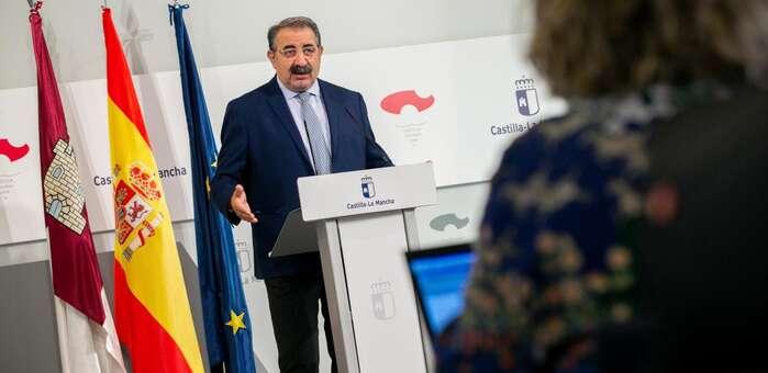 Castilla-La Mancha presenta las medidas de la nueva normalidad en la actual situación pandémica