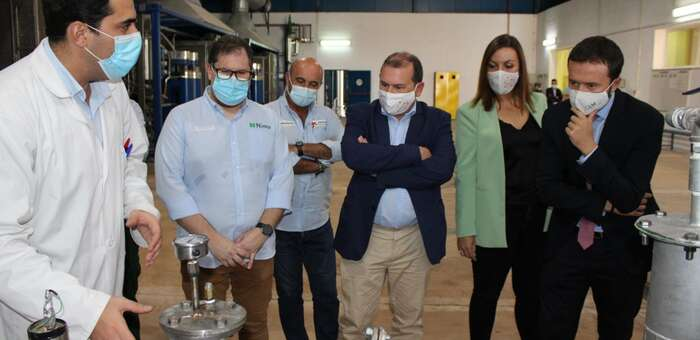 El Gobierno regional da un nuevo impulso a la transición justa de las antiguas comarcas mineras de la región licitando cuatro proyectos por importe de 8,1 millones de euros en Puertollano