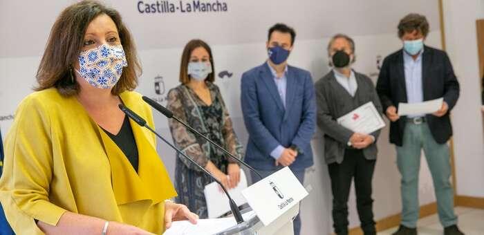 Consolidada en Castilla-La Mancha una Red de Municipios de Cine con 325 localidades y un catálogo profesional de más de 750 localizaciones