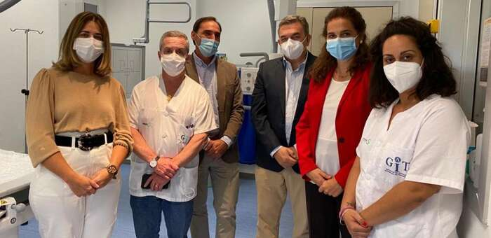Castilla-La Mancha potencia el Servicio de Radiodiagnóstico del Hospital de Tomelloso con modernos equipos de alta tecnología
