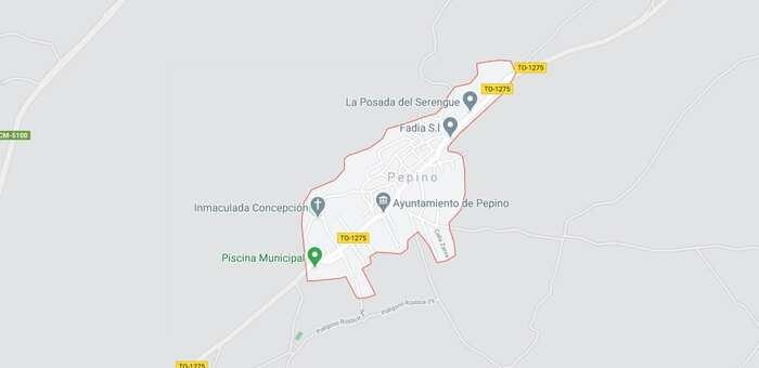 Fallecen dos personas en Pepino, tras salirse de un camino el vehículo en el que viajaban
