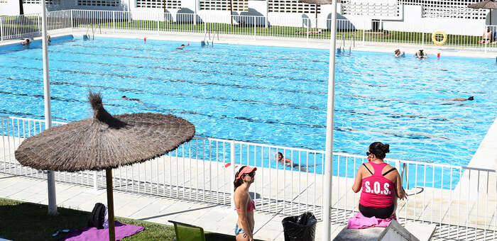 La piscina municipal de Puertollano amplia su horario por la ola de calor