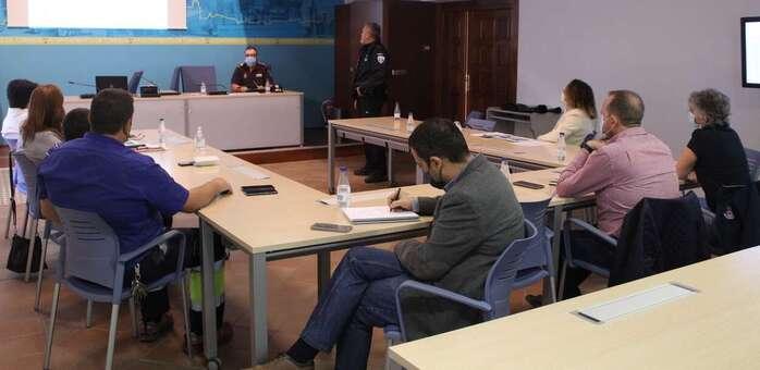 Encuentro de coordinación en Torrijos para la aplicación del nuevo Plan Municipal de Emergencias