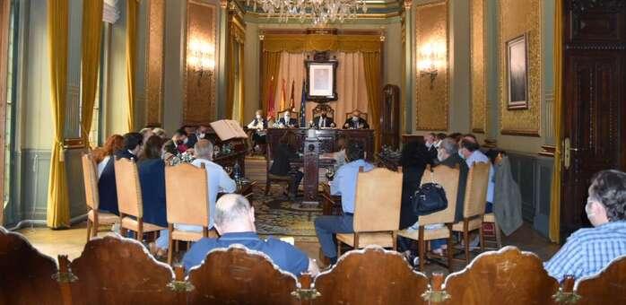 La Diputación de Albacete en Pleno reivindica la A-32