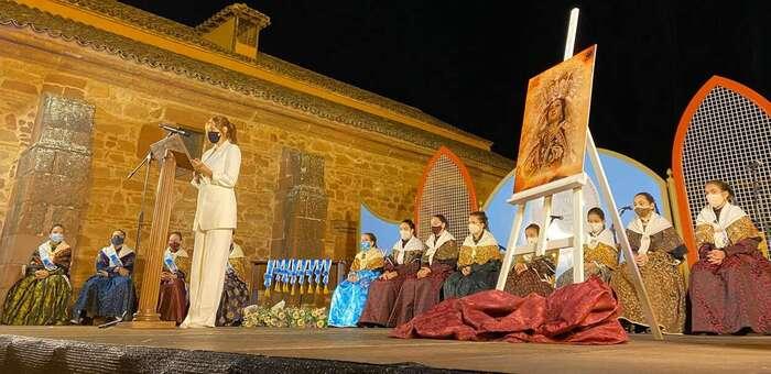Las Fiestas Patronales y de la Vendimia de Alcázar 2021 comienzan con el pregón de la periodista Patricia Betancort