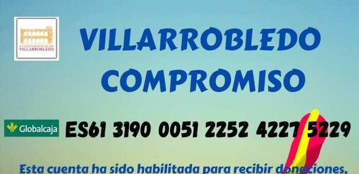 Desde la cuenta Villarrobledo Compromiso se proporcionará ayudas a familias con necesidades graves