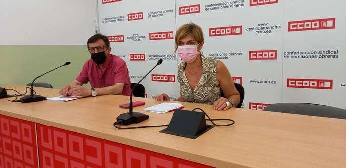 CCOO Albacete gana una sentencia que reconoce el suicidio de un trabajador como accidente laboral