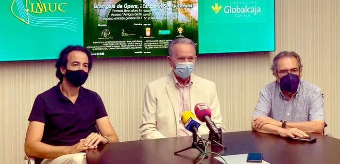 Globalcaja, comprometida con la cultura de la mano del Festival Internacional de Música Serranía de Cuenca