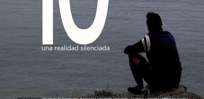 Un domumental del miguelturreño Conrado Escudero pone sobre la mesa la problemática del suicidio en España