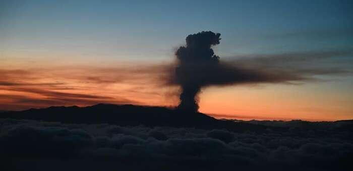 Toxicología emite recomendaciones para protegerse de la exposición a las emisiones volcánicas