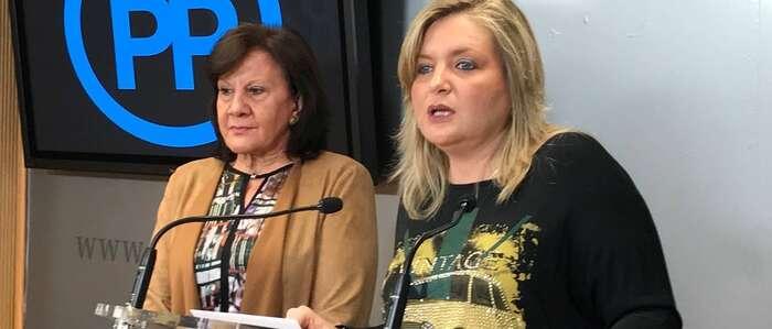 """El Grupo Popular se hace eco del """"miedo y de la preocupación"""" de los vecinos de la Plaza Cervantes"""