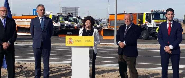 Presentada la Campaña de Vialidad Invernal 2018-2019 en la Red de Carreteras del Estado