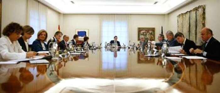 Requerimiento del Gobierno a Puigdemon