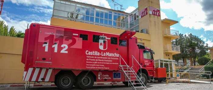 139 incidencias en Castilla-La Mancha desde el inicio del METEOCAM