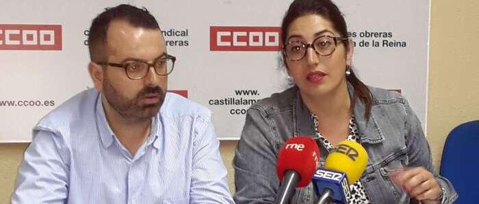 """CCOO y Ganemos Talavera denuncian """"el engaño de los Presupuestos del Estado con la ciudad"""""""
