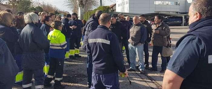 El comité de empresa de Lyreco convoca huelga a partir del 13 de diciembre contra la subrogación de cinco trabajadores a una subcontrata