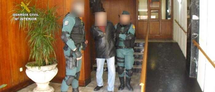 La Guardia Civil esclarece el homicidio de un joven desaparecido desde agosto en Rivas Vaciamadrid