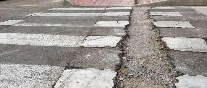 """Esteban Paños: """"Insistimos en que es necesario mejorar la seguridad de los pasos de peatones en Toledo"""""""