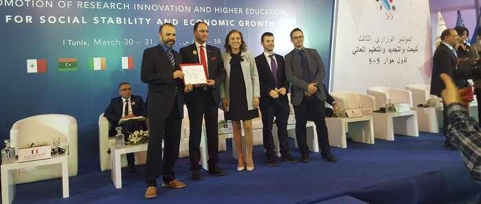 La Universidad de Castilla-La Mancha gana el concurso internacional de ideas para empresas de base tecnológica