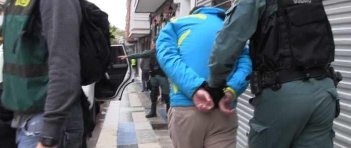 """Desarticulado el grupo de """"lanzas"""", especializado en el robo de viviendas habitadas, más activo en España"""