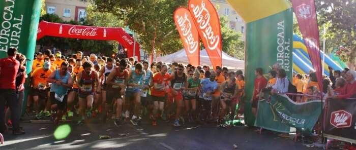 """2.025 corredores dan su impulso a la 6ª Carrera Solidaria """"Fundación Eurocaja Rural-Grupo Tello Alimentación"""""""