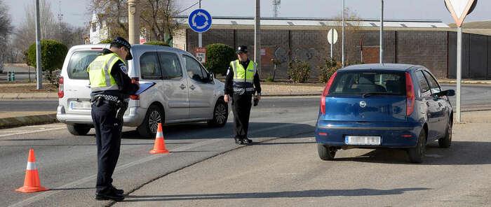 Durante esta semana la Policía Local de Argamasilla aumentará los controles de alcohol y drogas entre los conductores