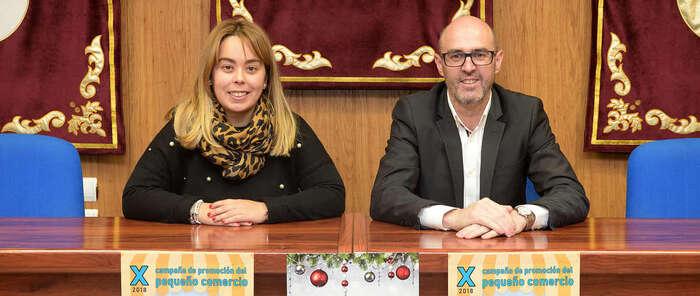 Argamasilla de Alba pone en marcha las campañas navideñas 'En cuestión de compras decídete por lo nuestro' y 'Anticípate a la Navidad'