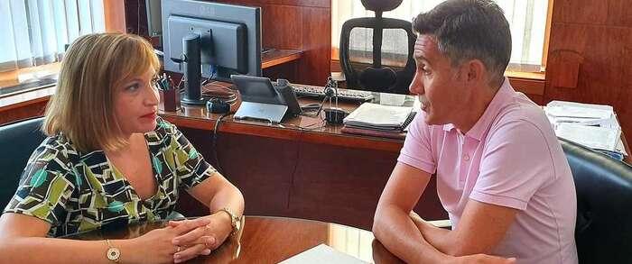 La Diputación de Albacete continúa los trabajos de modernización tecnológica en los municipios de la Estrategia DUSI del Área Funcional de Hellín