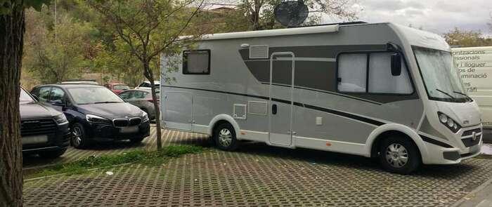 Ciudadanos propondrá al Pleno habilitar un aparcamiento municipal para caravanas y autocaravanas en Toledo