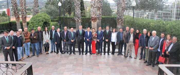 Eurocaja Rural participa de los grandes avances de las cooperativas de Toledo