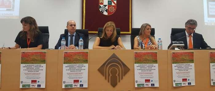 El Gobierno regional estrecha lazos con la Universidad de Castilla-La Mancha en materia de investigación y emprendimiento
