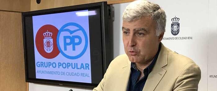 El Grupo Popular de Ciudad Real anuncia que convocará la 'Comisión de la verdad' si el PSOE no lo hace y que arrastrará a Zamora para que dé explicaciones