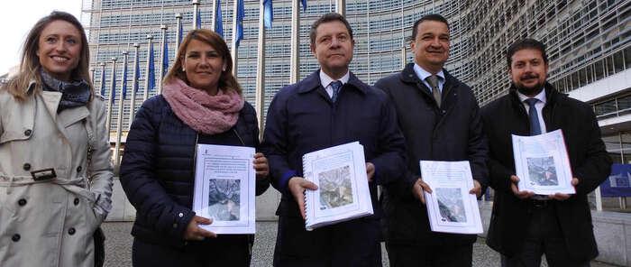 """García-Page insta a todas las autoridades españolas a que """"se apliquen a cumplir la ley"""" y a rectificar las estrategias de gestión hidráulica"""