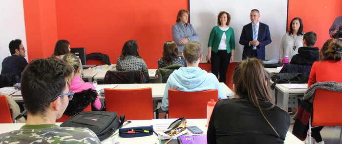 71 jóvenes sin cualificación participan en Alcázar en 5 programas regionales de Formación Plus para el empleo