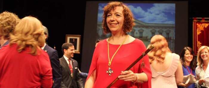 Rosa Melchor volvió a ser investida como alcaldesa de la XI Corporación Municipal de Alcázar de San Juan