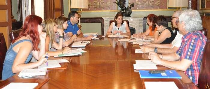 El área de Personal de Diputación de Ciudad Real ultima un proyecto de contratación de personas con discapacidad a iniciativa de Caballero