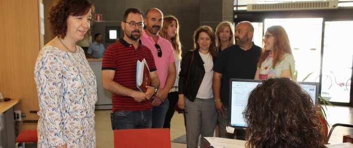 Los concejales del nuevo equipo de Gobierno entregan sus declaraciones de bienes, renta y patrimonio